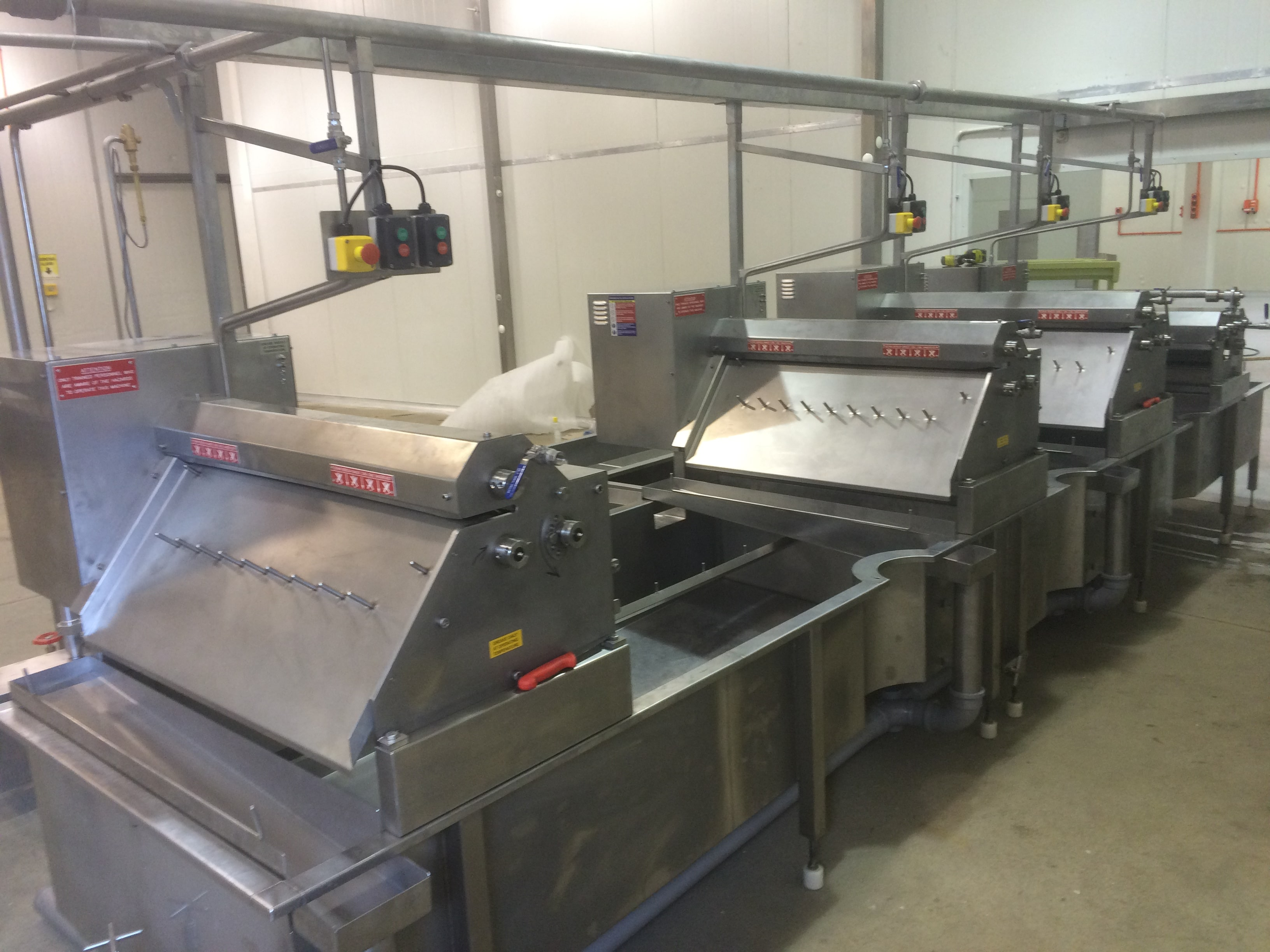 800 side feed sheep casing line NZ